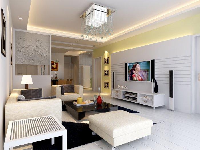 2013家装客厅装修设计效果图渲染效果图片